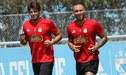 Sporting Cristal trabajará los próximos días bajo el mando de Conrad Flores