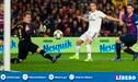 Barcelona vs Real Madrid EN VIVO: El gol de Lucas Vázquez que hace soñar a los 'merengues' por esta estadística