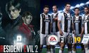 Resident Evil 2 Remake destrona al FIFA 19 como el videojuego más vendido de la PlayStation 4 en enero