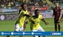 Venezuela vs Colombia EN VIVO: golazo de Iván Angulo para poner el 2-0 a favor de los cafeteros [VIDEO]