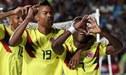 Colombia sigue vivo tras vencer 2-0 a Venezuela en el Sudamericano Sub-20 [RESUMEN Y GOLES]
