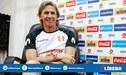 "Ricardo Gareca feliz por Christian Cueva ""Me gusta mucho que llegue a Santos"""