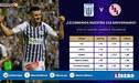 Alianza Lima dio a conocer el precio de las entradas para su estreno en la Liga 1 ante Sport Boys
