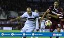Gimnasia La Plata, con Alexi Gómez, cayó 2-0 ante Lanús por la Superliga Argentina [RESUMEN Y GOLES]