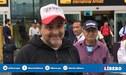 Claudio Vivas ya está en Lima y de inmediato firmará su contrato con Sporting Cristal