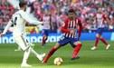 Real Madrid ganó 3-1 al Atlético de Madrid por la Liga Santander