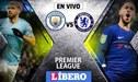 Manchester City vs Chelsea EN VIVO: día, hora y canal por la Premier League