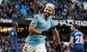 Manchester City aplastó 6-0 a Chelsea por la Premier League
