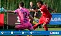 Jefferson Farfán participó del triunfo de Lokomotiv ante el FK Haugesund por 3-1 [VIDEO]