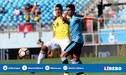 Uruguay clasificó al Mundial de Polonia Sub-20 y Juegos Panamericanos tras empatar 0-0 con Colombia [VIDEO Y RESUMEN]