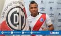 José Murillo reveló que está adaptado a un 90% al Deportivo Municipal