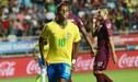 """Rodrygo Goes, figura de Brasil Sub 20: """"Me puse inyecciones en todos los partidos"""""""