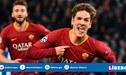 AS Roma vs Porto EN VIVO: Doblete de Nicolo Zaniolo para el 2-0 por la Champions League [VIDEO]