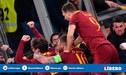 Roma venció 2-1 a Porto por la ida de octavos de final en Champions League [RESUMEN Y GOLES]
