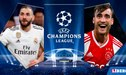 Real Madrid vs Ajax EN VIVO: partidazo por la ida de los octavos de final de la Champions League