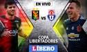 Melgar vs U. de Chile EN VIVO ONLINE por la Copa Libertadores   GUÍA TV