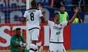 """¡Chilenció a la """"U""""! Melgar hizo historia en la Copa Libertadores"""