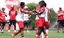 Pensando en el Sudamericano Sub 17: Selección Peruana goleó a Sport Boys