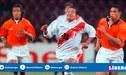 """El recordado gran partido de Carlos """"Kukin"""" Flores ante la selección de Holanda [VIDEO]"""