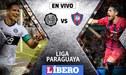 Olimpia vs Cerro Porteño EN VIVO: Clásico del fútbol paraguayo por el Torneo Apertura