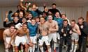 """Christian Cueva: exequipo celebra con """"selfie"""" clasificación a octavos de Europa League"""