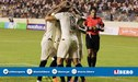 Universitario trepó momentáneamente a la punta del Apertura de la Liga 1