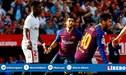 Barcelona vs Sevilla EN VIVO: Lionel Messi decretó el 1-1 en el Ramón Sánchez Pizjuán [VIDEO]