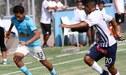 Alianza Lima y Sporting Cristal empataron 1-1 en el Torneo de Reservas