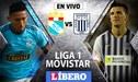 Sporting Cristal vs Alianza Lima EN VIVO: protagonizan partidazo de fecha 2 de Liga 1