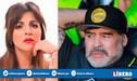 Maradona olvida el cumpleaños de su nieto y su hija Gianinna lo catalogó de ridículo [FOTOS]