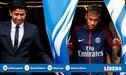 """Presidente de PSG: """"Real Madrid sabe muy bien que Neymar no está en venta"""""""
