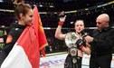 UFC: Valentina Shevchenko defendería su cinturón ante Jessica Eye en el UFC 238