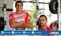 Aldo Corzo y José Carvallo ya iniciaron los entrenamientos en la Selección Peruana [FOTOS]