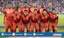 Selección peruana jugaría amistoso con Honduras en junio previo Copa América Brasil 2019