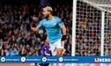 Manchester City aplastó a Schalke 04 por 7-0 en la Champions League