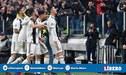 Juventus goleó 3-0 al Atlético Madrid con tres goles de Cristiano y avanzó a cuartos de la Champions League