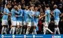 Manchester City goleó 7-0 al Schalke 04 y avanzó a los cuartos de final de la Champions League
