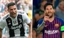 Lucha de gigantes: Cristiano Ronaldo, Lionel Messi y una posible final soñada en Champions League