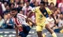 América venció 2-0 a Chivas en el Clásico de México por la Copa MX [GUÍA TV]