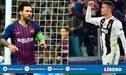 Messi se deshizo en elogios sobre Cristiano tras eliminar al Atlético [VIDEO]
