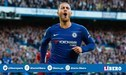 Florentino Pérez ofrece 82 millones de euros por Eden Hazard
