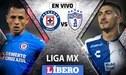 Cruz Azul vs Pachuca EN VIVO: chocan con Yoshimar Yotún en partidazo por la Liga MX
