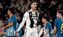 Cristiano Ronaldo descansará y no jugará este domingo ante el Genoa por la Serie A