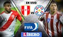 Perú vs Paraguay EN VIVO ONLINE: fecha, hora, canal y apuestas del amistoso FIFA desde Nueva Jersey