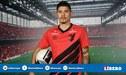 Atlético Paranaense confirmó la contratación de Pierre da Silva [FOTO]
