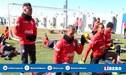 Selección Peruana cumplió su segundo día de entrenamientos en Nueva Jersey