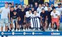 Miguel Ángel Russo y el plantel de Alianza Lima compartieron un ameno almuerzo de camaradería [FOTO]