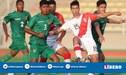 Alessandro Burlamaqui, la figura de Perú a seguir en el Sudamericano Sub 17 [VIDEO]