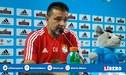 Claudio Vivas reconoció que puso su cargo a disposición tras reunión con Carlos Benavides