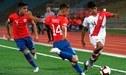 Perú igualó 0-0 con Chile en su debut por el Sudamericano Sub-17 [VIDEO RESUMEN]